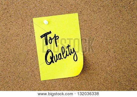 Business Acronym Tq As Top Quality