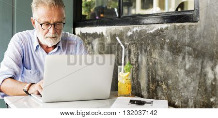 Leisure Relaxation Drink Juice Social Networking Concept