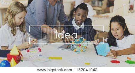 Elementary Education Lesson Idea Discussion Concept