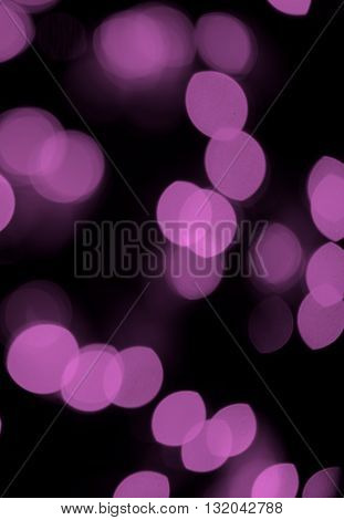 pink abstract lighting effect for a background