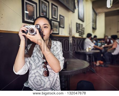 Camera Photograph Photographer Photography Concept