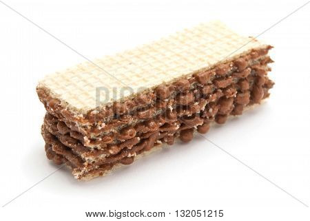 Delicious Wafer With Chocolate