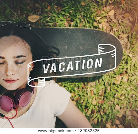 Vacation Holidays Rest Relax Relaxation Concept