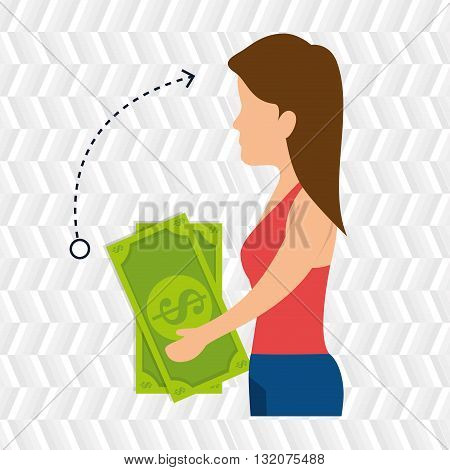 Money Saver design, vector illustration eps10 graphic