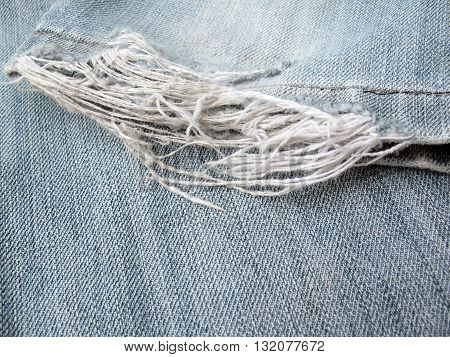 Jeans torn denim texture ,denim torn ,