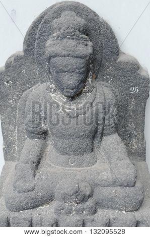 The Statue of God Surya 8th - 10th century