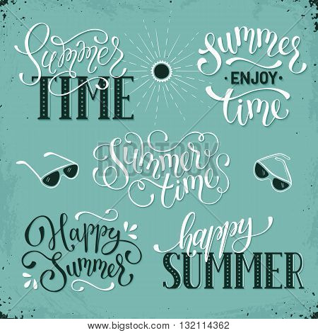 Summer Wording Collection