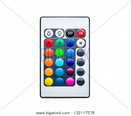 Infrared Remote Control Keyboard For Home Led Lighting.