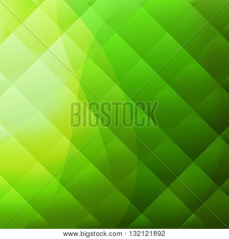 Colorful Green Background