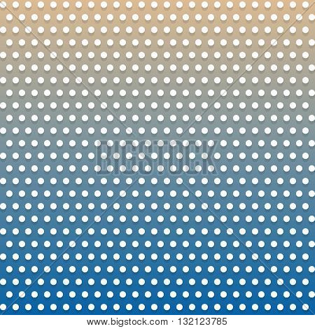 Gradient background with white beautiful circles gradient