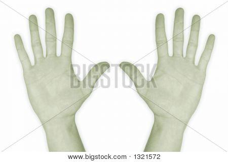 Hand Nr. 10 – Ten