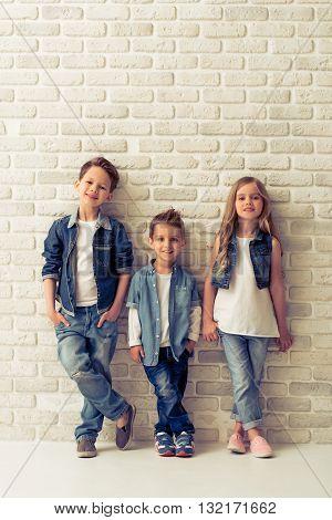 Cute Stylish Children