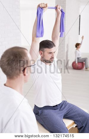 Strengthening Muscles During Rehabilitation