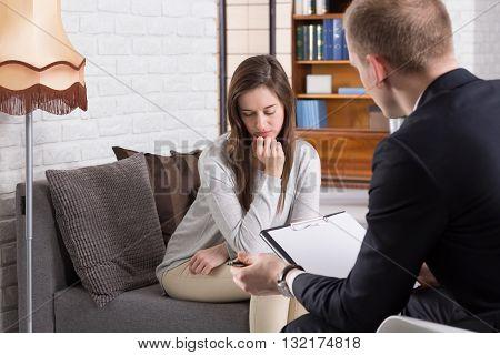 Talk To Psychotherapist