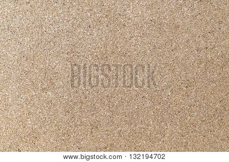empty corkboard surface for office memo background