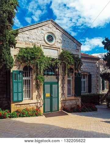 House Of Bab, Bahai Garden