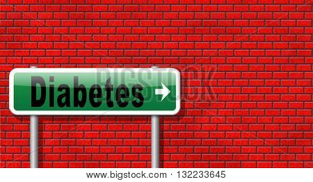 Diabetes find causes  and sceen for symptoms of type 1 or 2 prevention by dieting or treath with medication