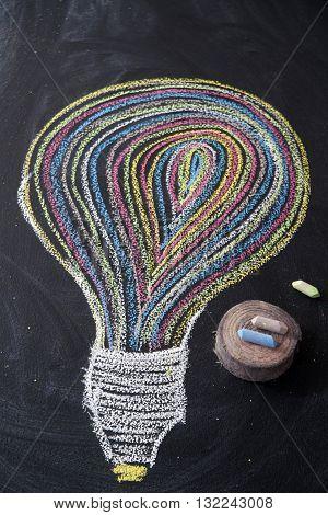 A Multicolored Idea
