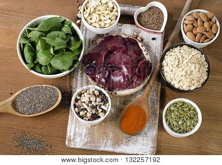 Manganese Rich Foods. Healthy Eating