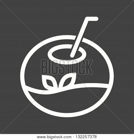 Tea, herbal cup icon vector image. Can also be used for spa. Suitable for use on web apps, mobile apps and print media.