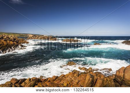 Canal Rocks in the South West of Western Australia