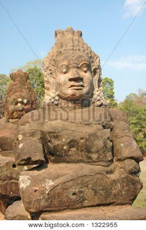 Asura Statue