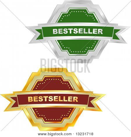 Bestseller emblem set for sale.