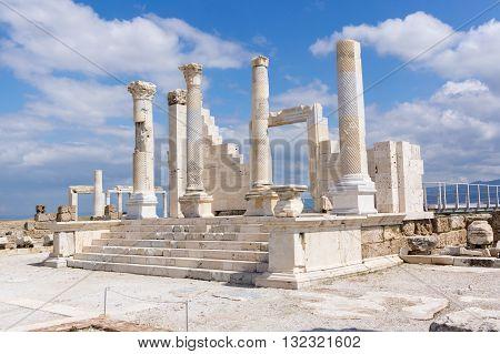 Laodikeia Ancient City, Denizli - Turkey