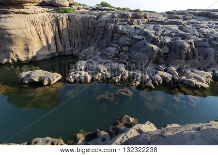 Kaeng Hin Ngam unseen Grand Canyon of Thailand