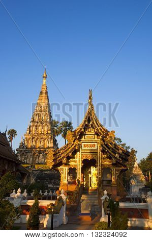 Wiang Kum Kam Chiang Mai in Thailand.