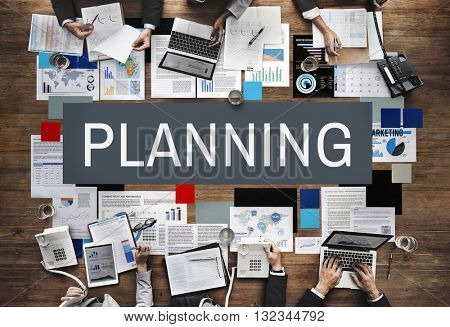 Planning Plan Guidance Mission Objective Concept