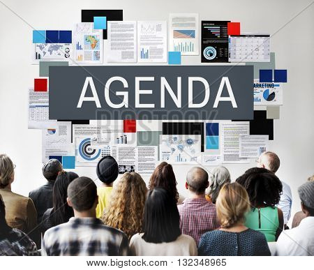 Agenda Analysis Information Documents Concept