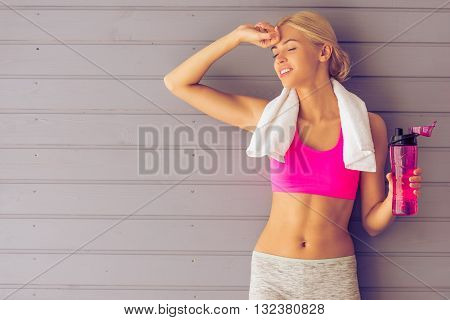 Beautiful Sports Girl