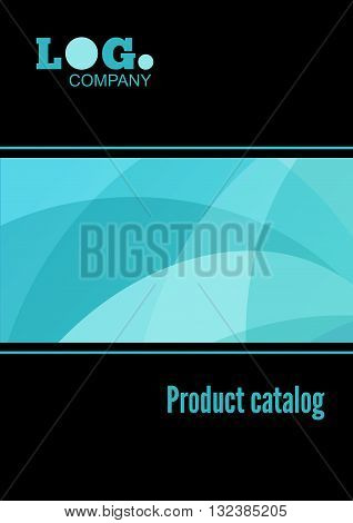 Abstract background cover design template for a business directory, annual report, book cover, brochure, flyer, poster.