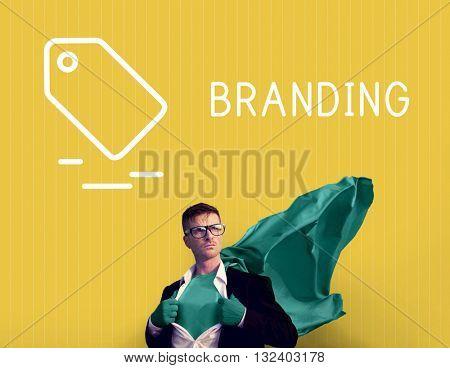 Branding Brand Copyright Logo Business Concept
