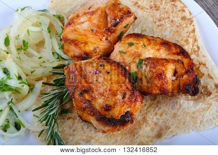 Chicken Breast Bbq