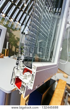 Pvc Profile For Window