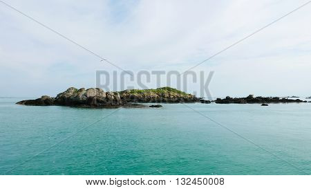 Small Islands In Iles De Chausey