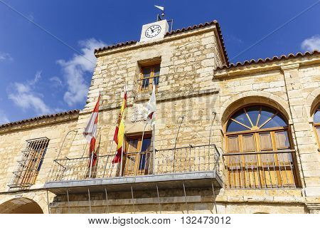 Torrelobaton council municipality and town in the province of Valladolid Castilla y Leon Spain