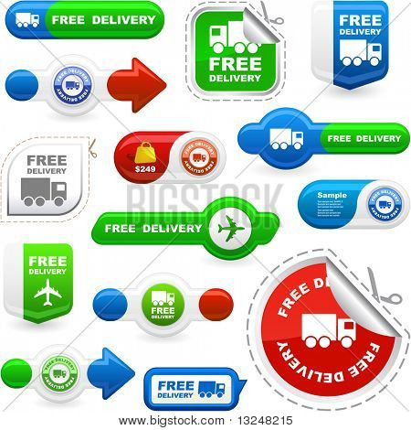 Free delivery elements for sale. Great collection.