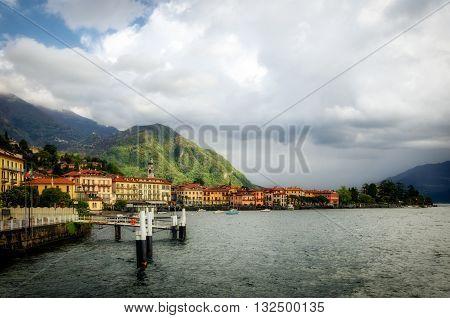 Lago di Como (Lake Como) Menaggio and landscape