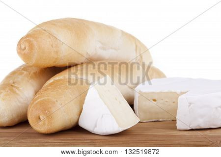Delicious Camembert Cheese