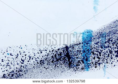 Abstract Grunge Paint Background 10