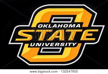 Oklahoma State University Logo And Seal