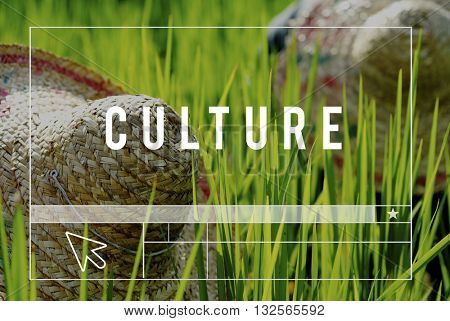 Culture Cultural Heritage Society Values Concept