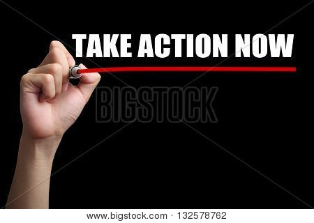 Take Action Now