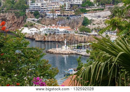 Antalya Seascape View
