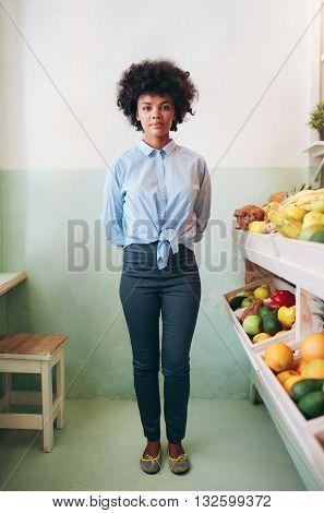 Fruit Juice Bar Owner