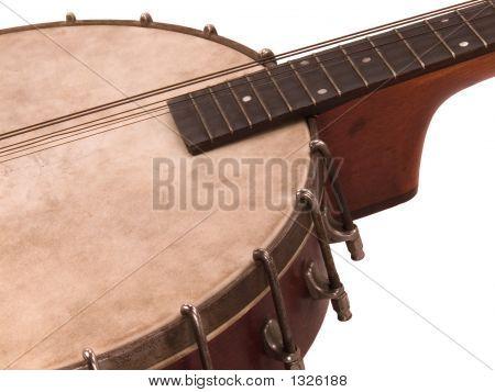 Antique Banjolin
