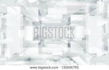 Abstract Digital Background, Geometric Pattern